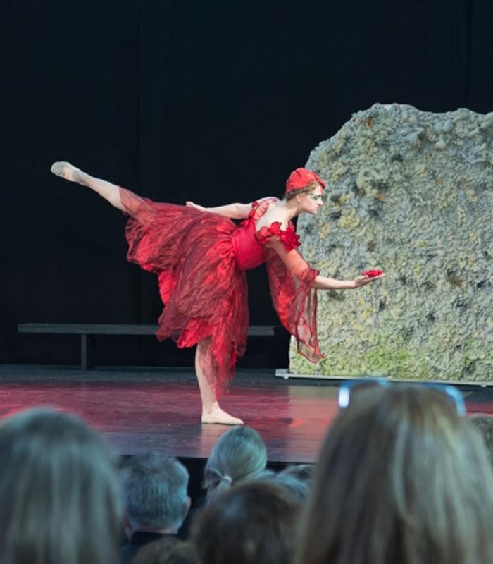 Rebekka de Wit - Wandeltheater Dolorosa